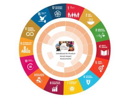 Mapping SDGs social impact